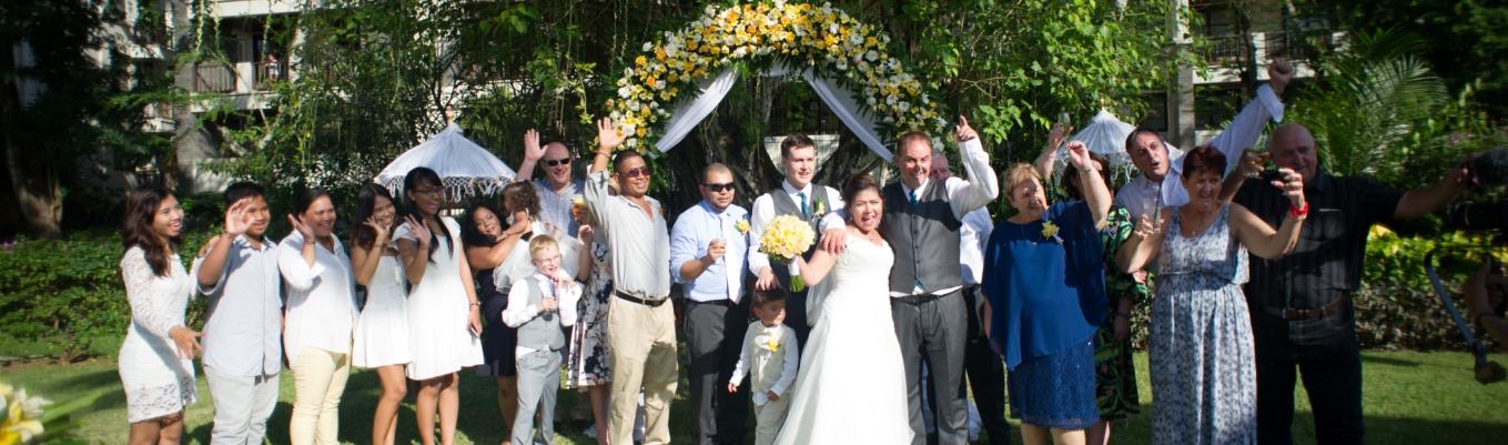 paul and maria wedding novotel nusa dua