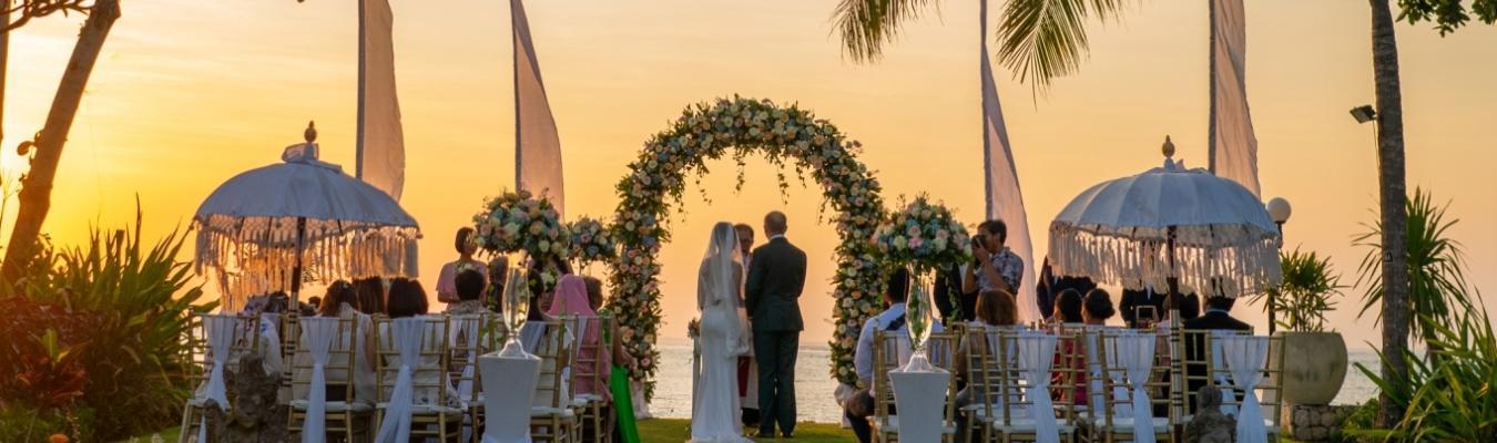 Zhenja Lena Wedding Patrajasa Bali