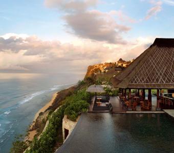 Bulgari - Bali Wedding Venue