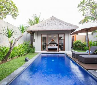Jerami - One bedroom pool villa