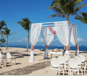 beach wedding mulia