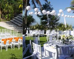 Bali Private villas wedding
