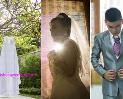 Bali wedding for two