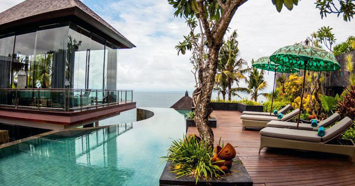 AUM Villa Balangan - Bali Wedding Venue - Cover