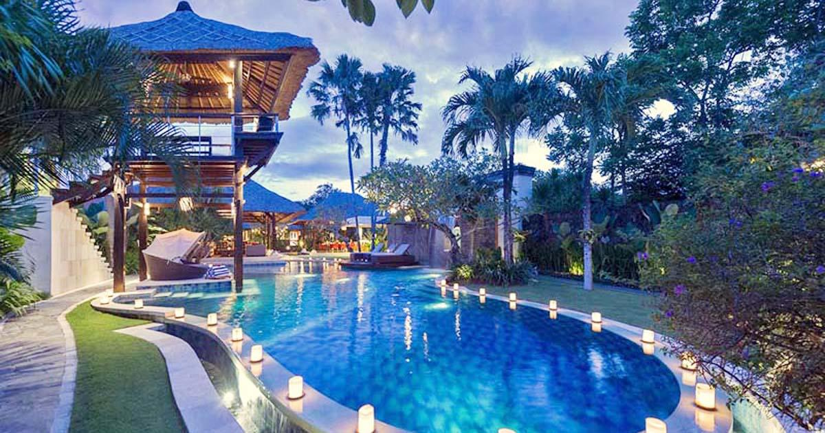 Asta Villa Bali Wedding Venue