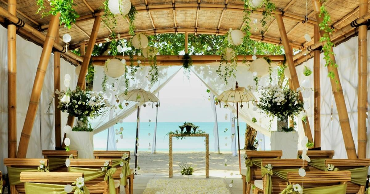 Belmond Jimbaran Puri Wedding