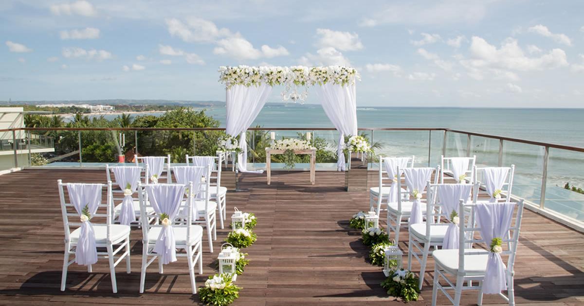sheraton kuta wedding