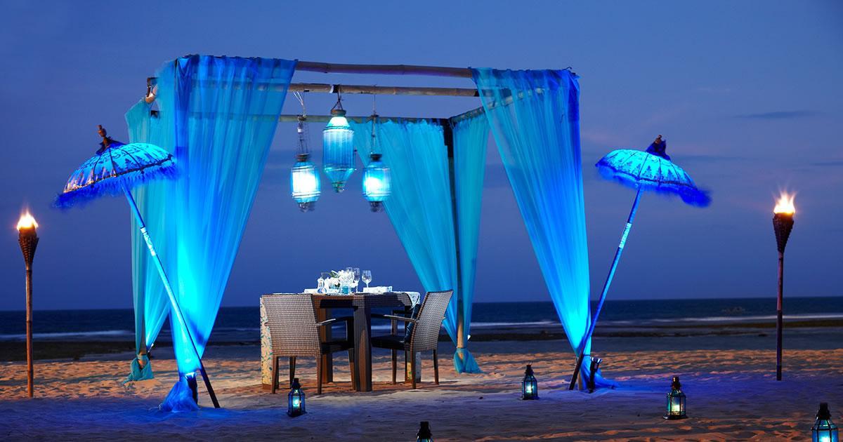 courtyard by Marriott Bali wedding venue