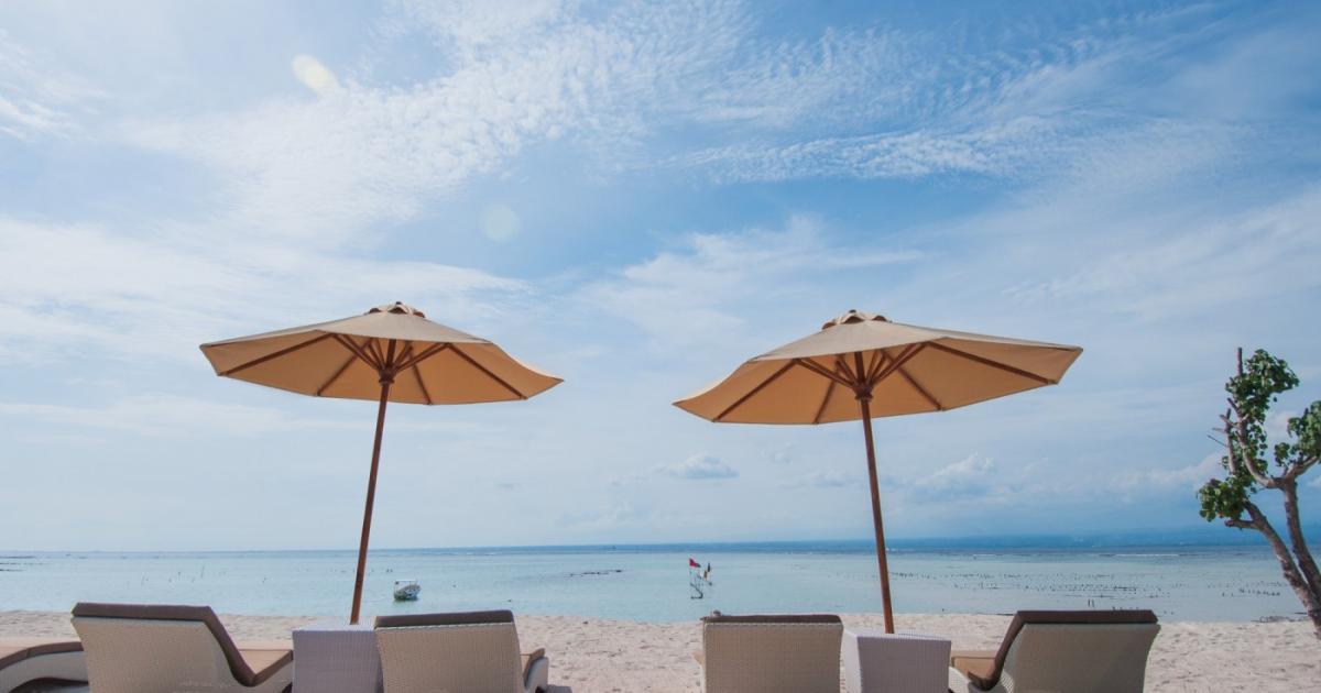 D`Nusa Beach club and resort lembongan