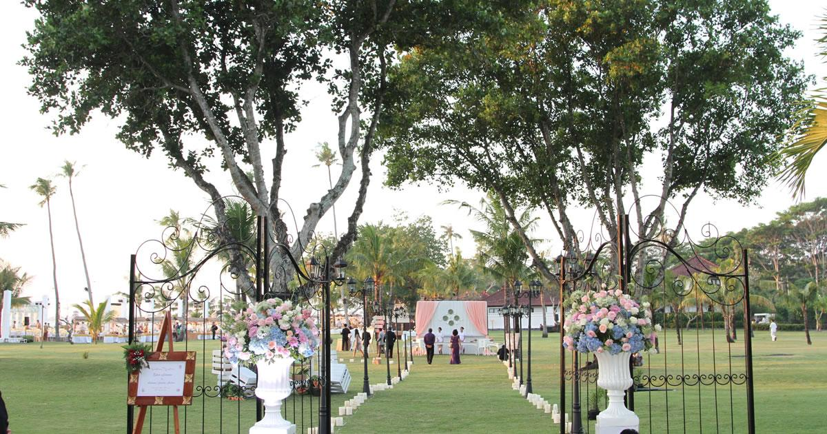Intercontinental Bali Resort - Bali Wedding venue