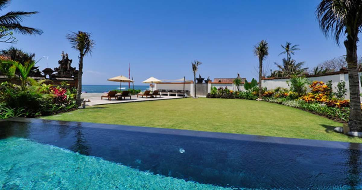 Majapahit Villa Bali Wedding Venue
