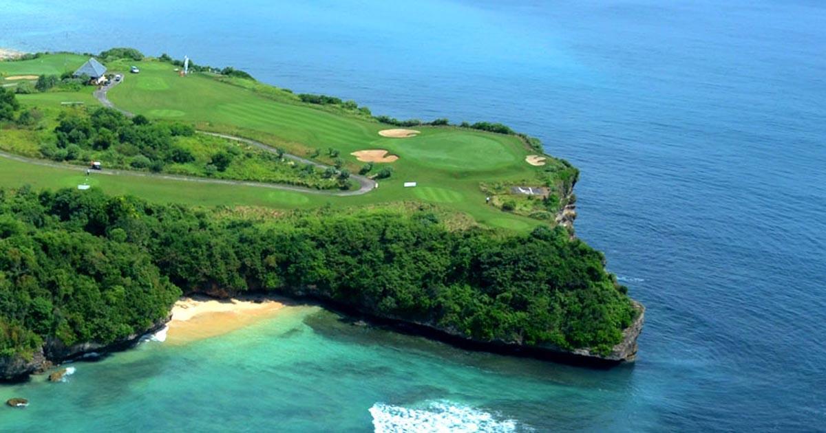 New Kuta Golf Bali Wedding Venue