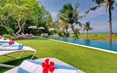 Villa Sungai Tinggi Beach
