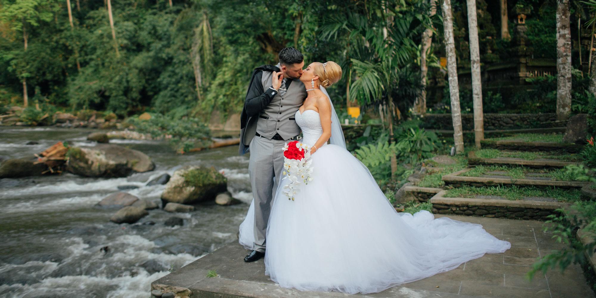 Patrick and elke wedding Royal Pitamaha