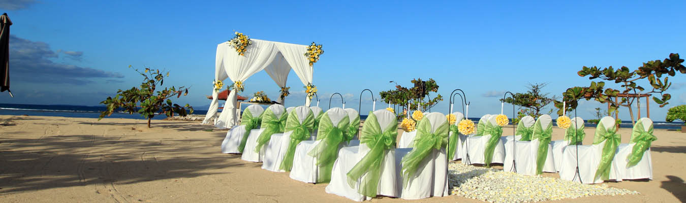 Tom and Annie Wedding at Nusa Dua Beach