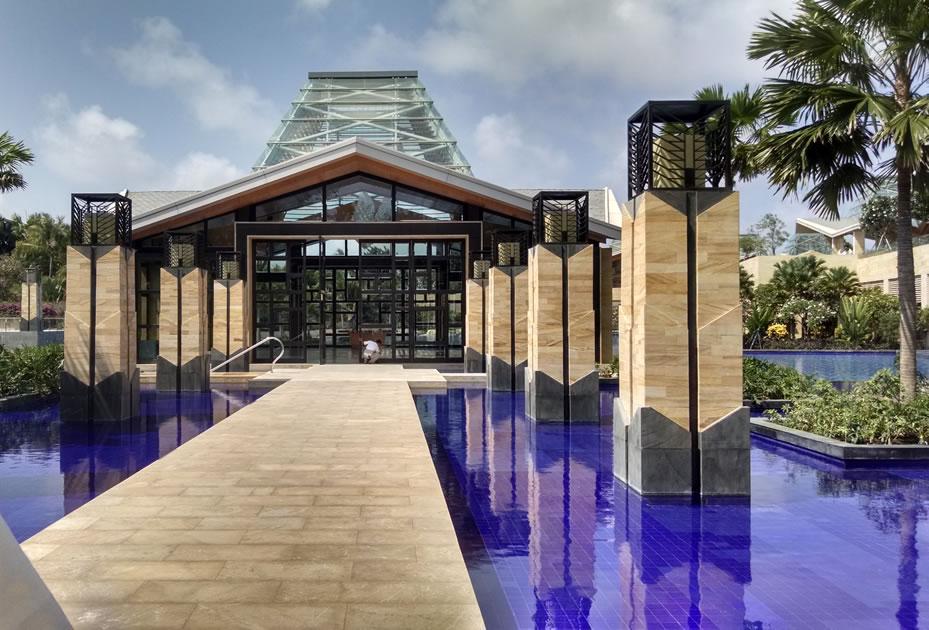 Beach Wedding Mulia Eternity Chapel Resort Bali