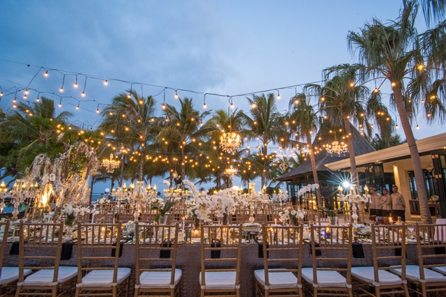 Royal Santrian Bali Wedding Venue