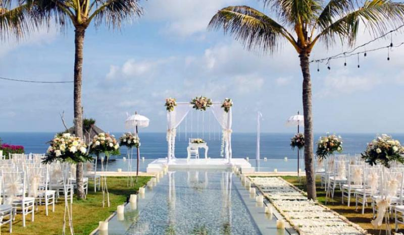 Sinaran Surga Villa Intimate Wedding Package Bali Shuka Wedding