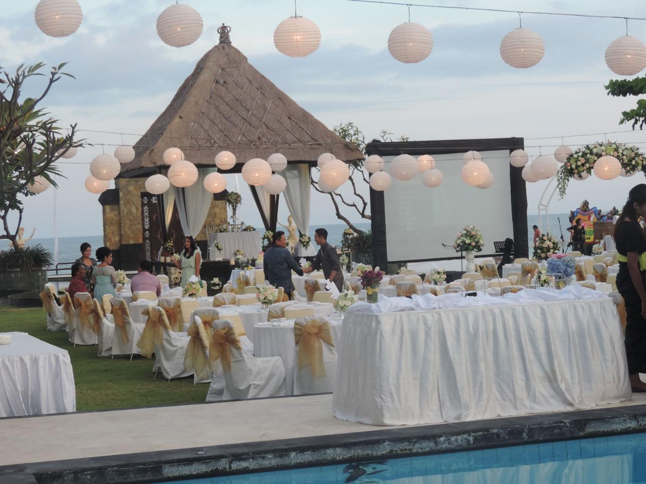 Grand ocean villa intimate wedding package bali shuka wedding at ketewel junglespirit Images