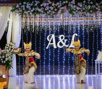 Andre lulu wedding