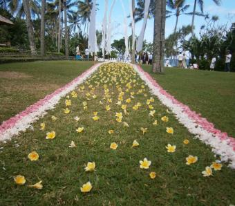 Alila Manggis - Bali Wedding Venue