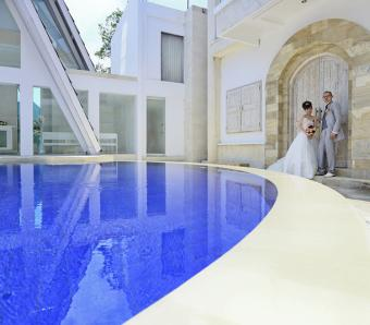 Amanda Chapel - Bali Wedding Venue
