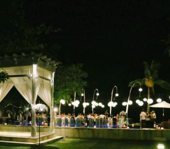 Bali Garden Hotel - Bali Wedding Venue