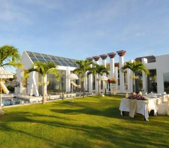Bluemoon Chapel at Ocean Blue Hotel - Bali Wedding Venue
