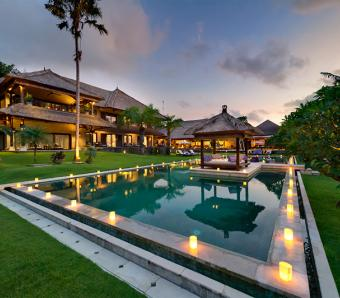 Chalina Estate - Bali Wedding Venue
