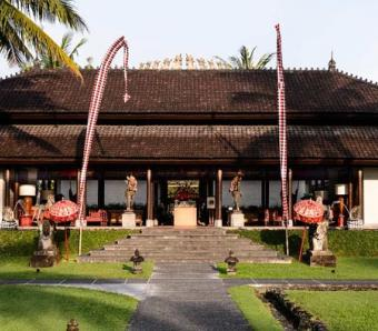 Chedi Club Ubud - Bali Wedding Venue