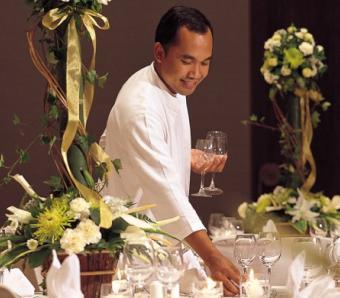 Conrad - Bali Wedding Venue