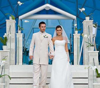 Diamond Chapel - Bali Wedding Venue