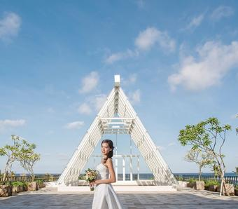 Inaya putri bali wedding chapel