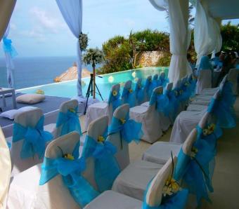 Karma Kandara Uluwatu - Bali Wedding Venue