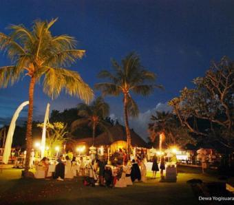 Keraton Jimbaran - Bali Wedding Venue