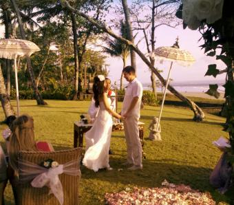 Oberoi - Bali Wedding Venue