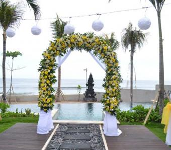 Villa Pandawa - Bali Wedding Venue