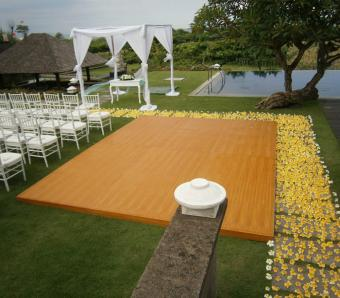Sanur Residence - Bali Wedding Venue