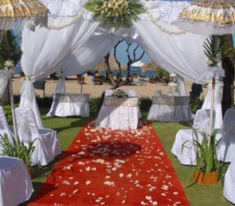 Sol Beach House - Bali Wedding Venue