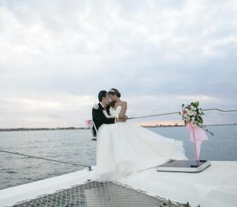 Cruise Wedding - Bali Wedding Venue