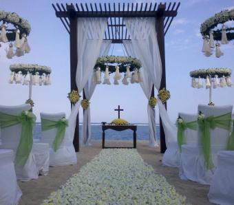 The St. Regist Resort - Bali Wedding Venue