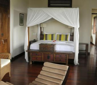 Villa Waringin bedroom