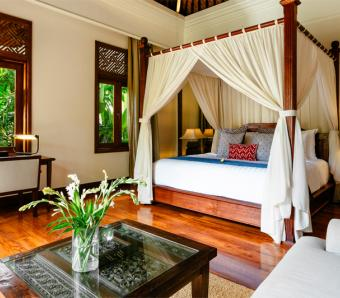 Villa Semarapura Bedroom One