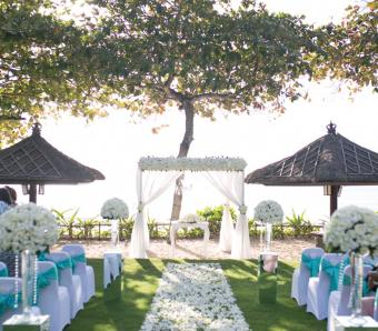 Tresna wedding package intercontinental resort