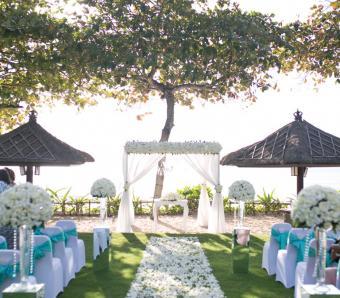 Tresna wedding package intercontinental resort