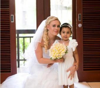 Tara and Luke wedding at Patra Jasa Bali