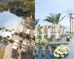 Bali Water wedding