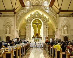 Catholic Church in Bali for Wedding