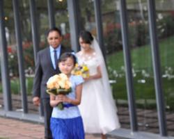 Frans and Adinda Wedding Australia