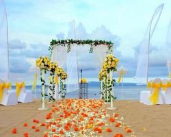 Grand Mirage beach Bali Wedding Venue